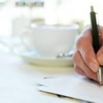 Menulis hal-hal kecil