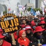 Hari Buruh, Demo Buruh