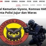 BNPT Getol Lakukan Pemburukan Citra Islam